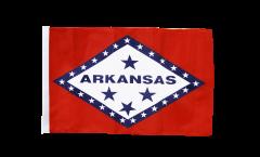 USA Arkansas Flag - 12 x 18 inch