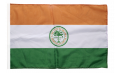 USA City of Miami Flag with sleeve