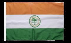 USA City of Miami Flag - 12 x 18 inch