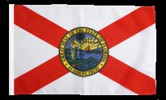 USA Florida Flag with sleeve