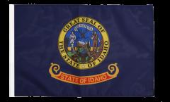 USA Idaho Flag with sleeve
