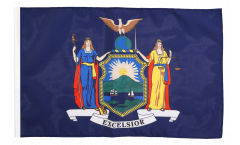 USA New York Flag - 12 x 18 inch