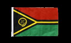 Vanuatu Flag with sleeve