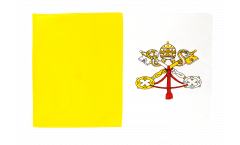 Vatican Flag with sleeve