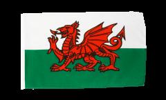 Wales Flag - 12 x 18 inch