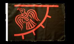 Viking Odinicraven Flag - 12 x 18 inch