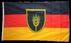 Volga Germans Flag - 3 x 5 ft. / 90 x 150 cm