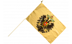 Austria-Hungary 1815-1915 Hand Waving Flag