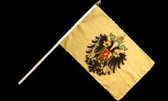 Austria-Hungary 1815-1915 Hand Waving Flag - 12 x 18 inch