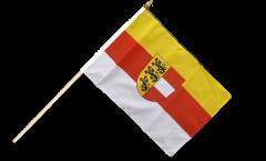 Austria Carnithia Hand Waving Flag - 12 x 18 inch