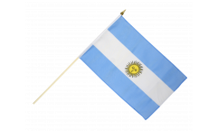 Argentina Hand Waving Flag - 12 x 18 inch