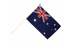 Australia Hand Waving Flag - 12 x 18 inch