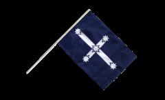 Australia Eureka 1854 Hand Waving Flag