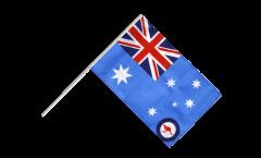 Australia Royal Australian Air Force Ensign Hand Waving Flag