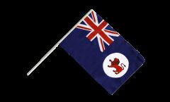 Australia Tasmania Hand Waving Flag