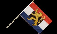 Benelux Hand Waving Flag - 12 x 18 inch