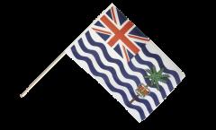 British Indian Ocean Territory Hand Waving Flag - 2 x 3 ft.