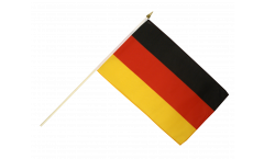 Germany Hand Waving Flag - 12 x 18 inch