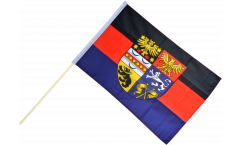 Germany East Friesland Hand Waving Flag