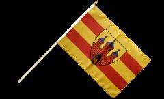 Germany Oldenburg Hand Waving Flag