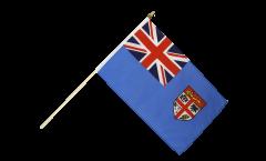 Fiji Hand Waving Flag - 12 x 18 inch