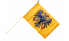 Holy Roman Empire after 1400 Hand Waving Flag