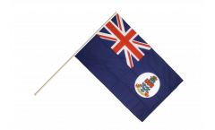 Cayman Islands Hand Waving Flag