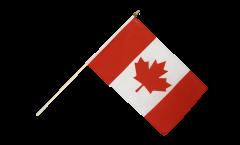Canada Hand Waving Flag