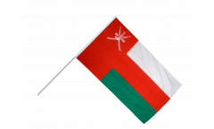 Oman Hand Waving Flag