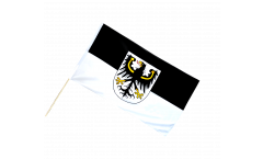 East Prussia Hand Waving Flag