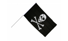 Pirate Hand Waving Flag - 2 x 3 ft.
