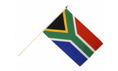 South Africa Hand Waving Flag
