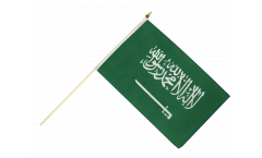 Saudi Arabia Hand Waving Flag