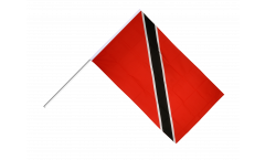Trinidad and Tobago Hand Waving Flag