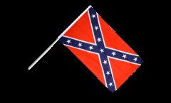 USA Southern United States Hand Waving Flag