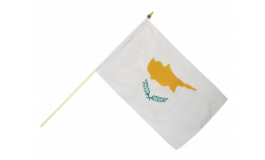 Cyprus Hand Waving Flag