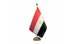 Egypt Table Flag