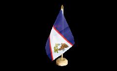 American Samoa Table Flag