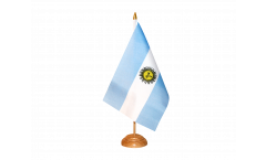 Argentina Table Flag