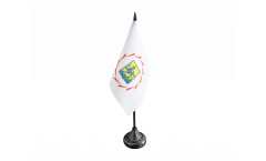 Armenia Yerevan Table Flag - 3.95 x 5.9 inch