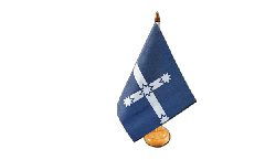 Australia Eureka 1854 Table Flag
