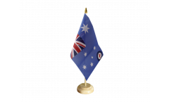 Australia Royal Australian Air Force Ensign Table Flag