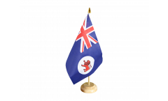 Australia Tasmania Table Flag