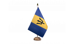 Barbados Table Flag