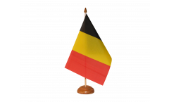 Belgium Table Flag