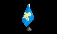 Belgium Capital Region Brussels Table Flag