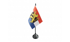 Benelux Table Flag - 3.95 x 5.9 inch