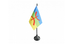 Berber Amazigh Table Flag - 3.95 x 5.9 inch
