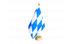Germany Bavaria without crest Table Flag