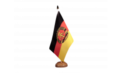 Germany GDR Table Flag